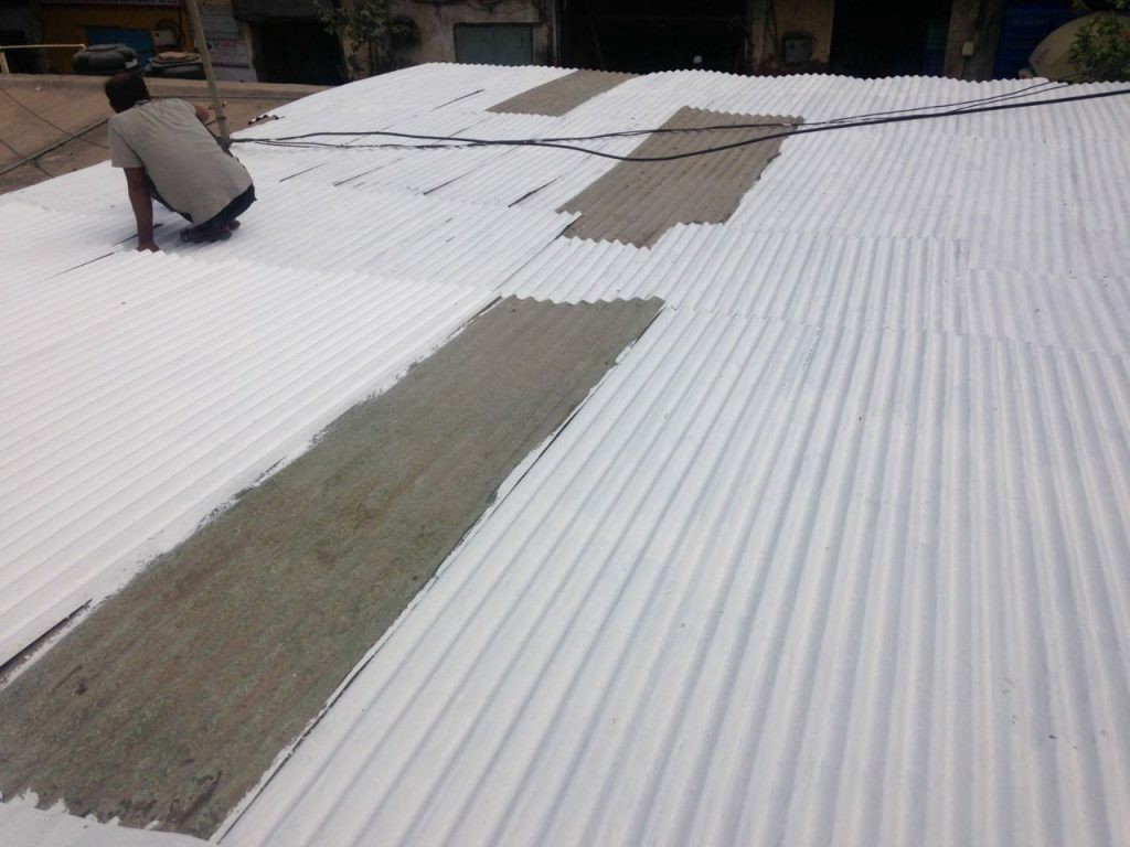 Insulate And Treat Waterproofing